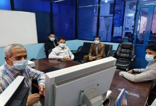 أقامت #مختبرات_الميدلاب_التخصصية يومنا هذا الخميس الموافق 2 أبريل 2020 محاضرة لموظفيها عن فيروس #هانتا